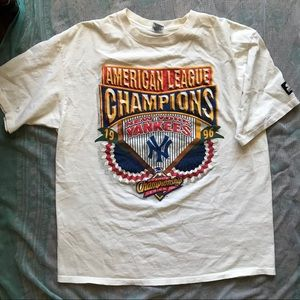 Vintage New York Yankees Champs Tee